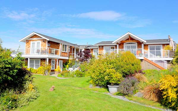 Gentle vacation rental on Whidbey Island
